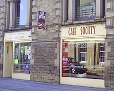 Cafe Society building