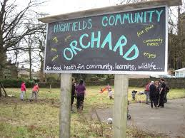 Highfields Community Orchard