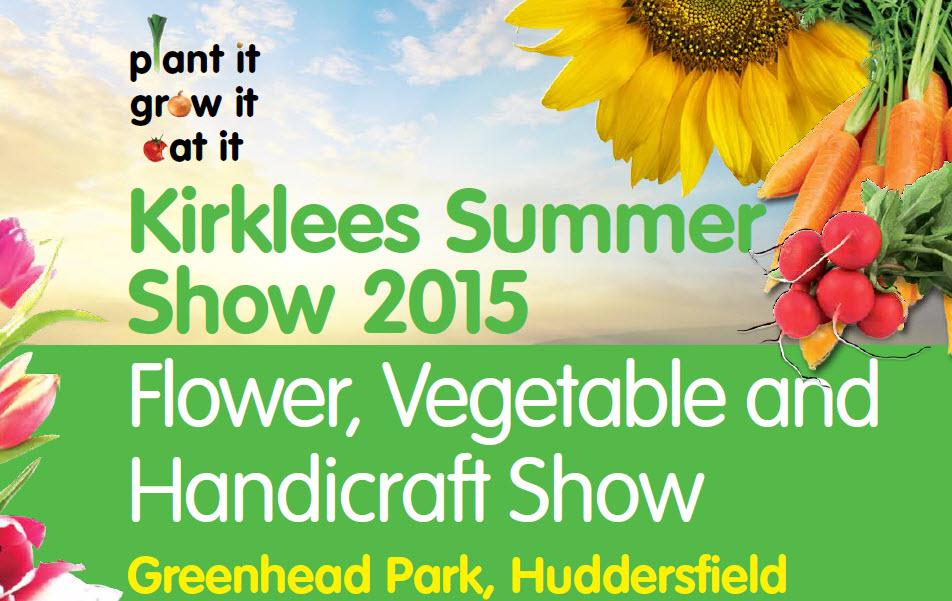 Kirklees Summer Show 2015