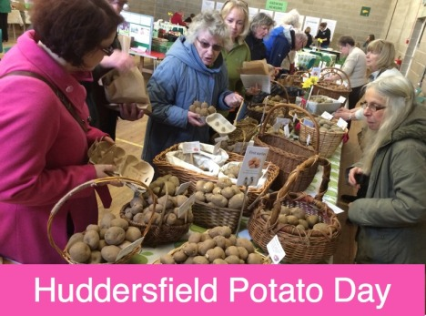 Huddersfield Potato Day