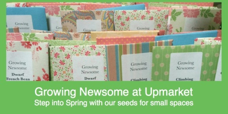 Growing Newsome at Upmarket