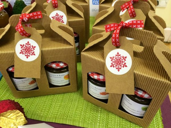Jam gift boxes